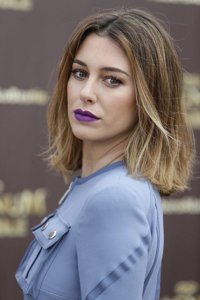Peinado Blanca Suárez 2017