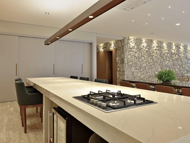 Projeto cozinha gourmet - mont blanc