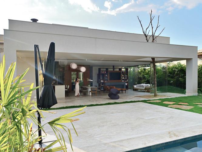 Duppla arquitetura Residência RP