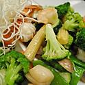 Seafood Treasure Platter