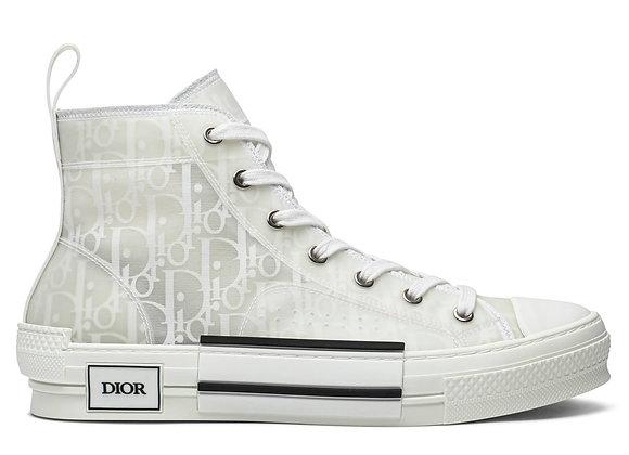 Dior B23 High 'Dior Oblique - White'