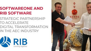SoftwareONE and RIB Software form strategic partnership to accelerate digital transformation