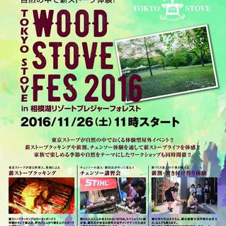 WOOD STOVE FES2016