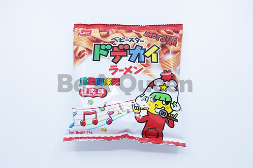 【兩件優惠價】童星闊條麵 雞肉味 37g