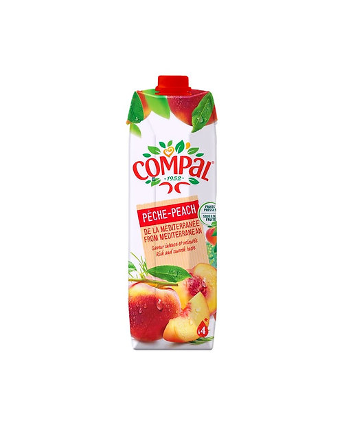 Compal 蜜桃汁