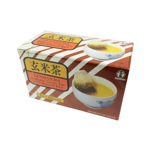 日本宇治之露玄米茶包