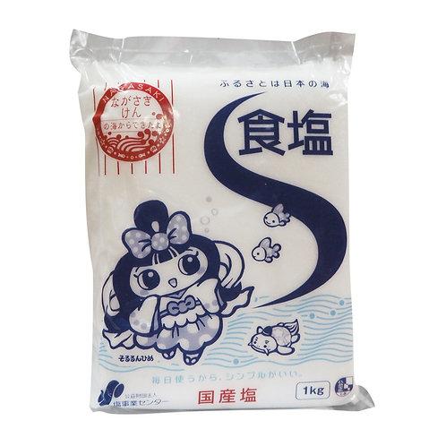 日本SHOJIGYO 食鹽 (1Kg)