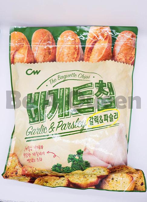 韓國CW 蒜蓉脆多士