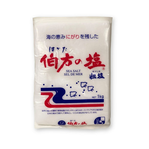日本伯方之鹽 (1Kg)