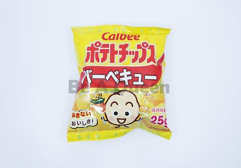 【兩件優惠價】卡樂B 燒烤味薯片 25g