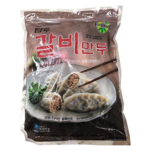 韓國牛小排餃子 1Kg