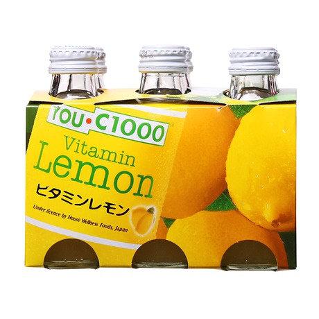 【六樽裝】YOU C1000 維他命檸檬味