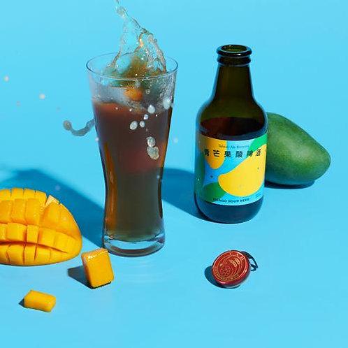 【台灣手工啤】青芒果酸啤酒