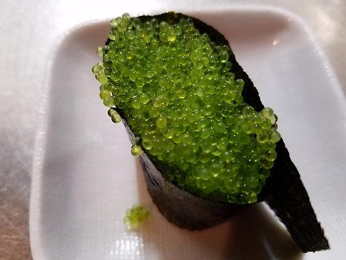 日式芥辣多春魚籽