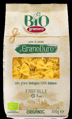 Granoro #198 有機蝴蝶粉
