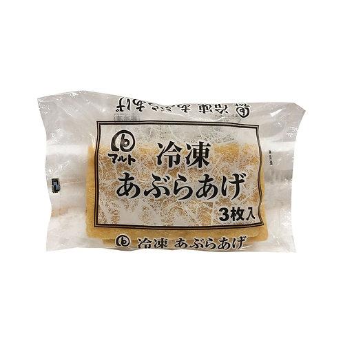 日本TOMIOKA 油揚(3枚入)