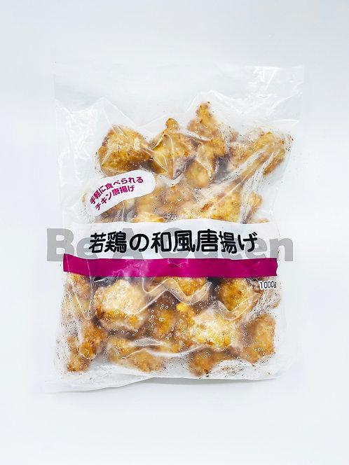 日式唐揚雞腿肉粒