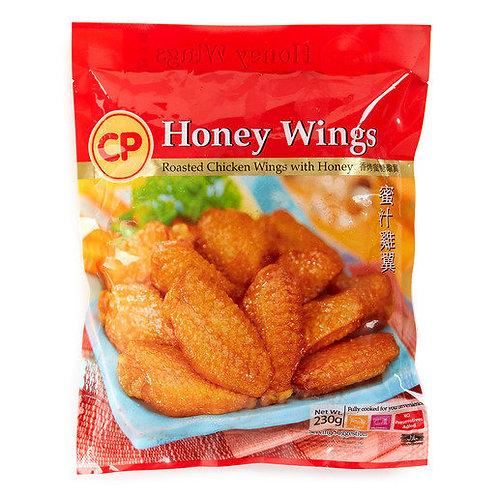 泰國CP 蜜汁雞中翼 230g