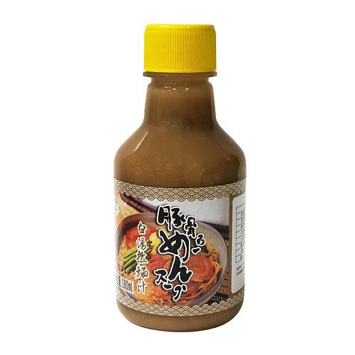 神戶白湯拉麵汁 180ml