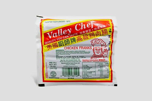 美國廚師牌 高級雞肉腸