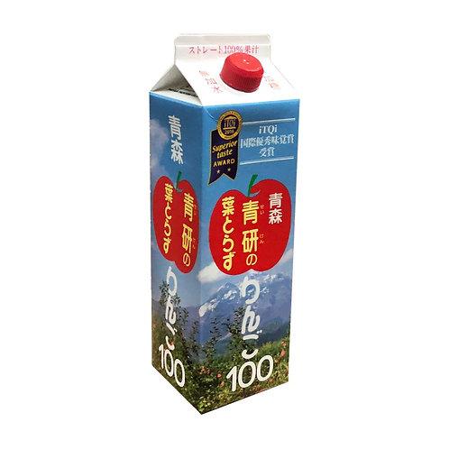 青森100%蘋果汁