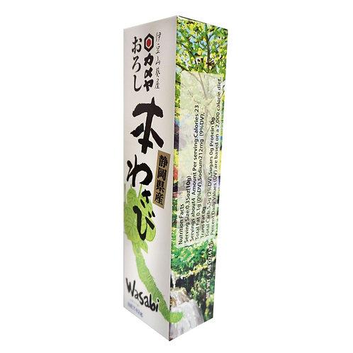 日本KAMEYA 生蘑芥辣
