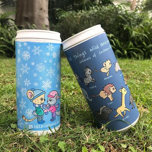 【兩件優惠價】Dumo環保保溫杯