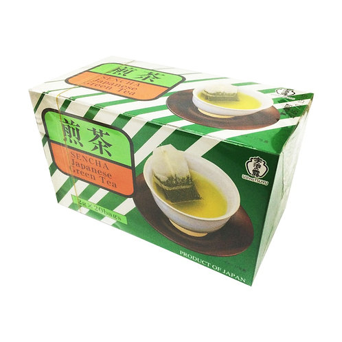 日本宇治之露煎茶包