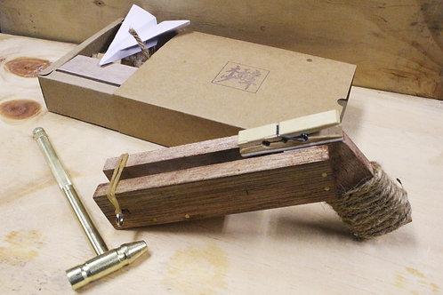 【木工】飛機發射器 材料工具包