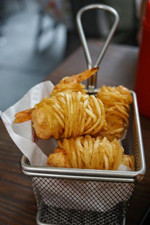 越式炸薯絲蝦