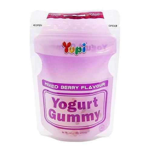 【兩件優惠價】Yupi 綜合莓果味橡皮糖