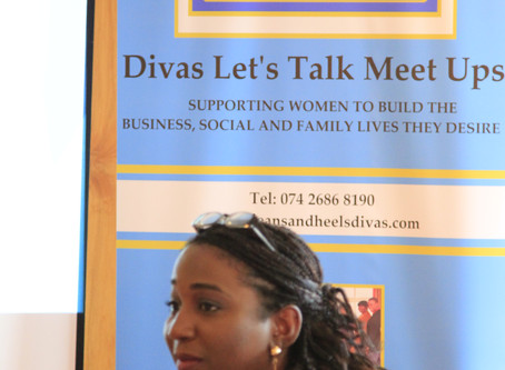 Divas Let's Talk Meet Up Events