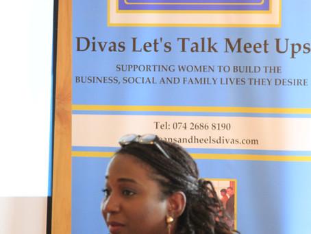 Divas Let's Talk Meet Up Events