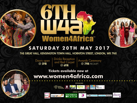 Women 4 Africa Awards 2017