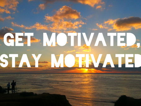 5 Tips on How to Remain Self Motivated