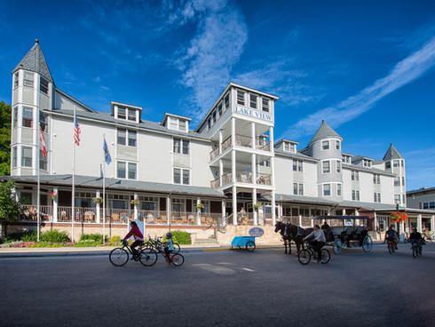 Lake View Hotel