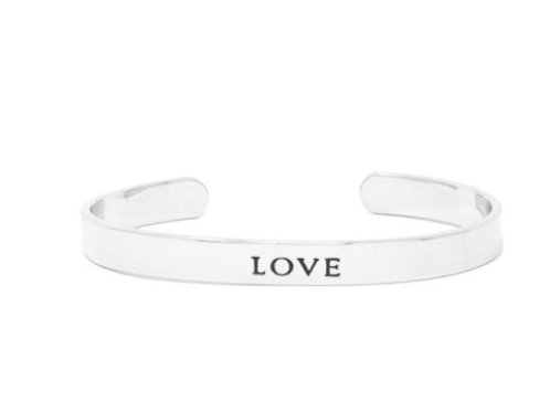 Bracelet message LOVE