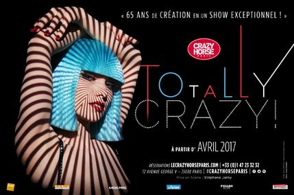 Poster Girl - Crazy Horse