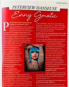 Interview - Glossy Box Magazine