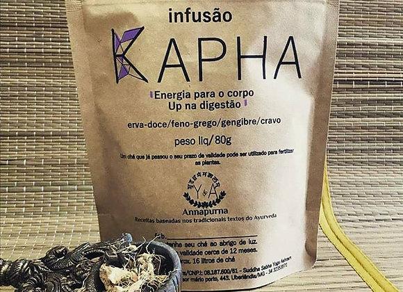 infusão Kapha
