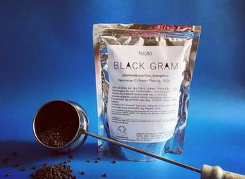 Black Gram, o super feijão