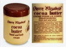 Queen Elisabeth Cocoa Butter