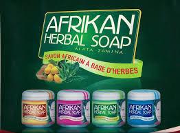 Afrikan Herbal Soap