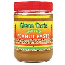 Ghana Taste Peanut Butter