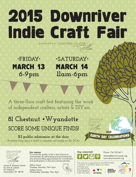 DCA Indie Craft Fair 2015
