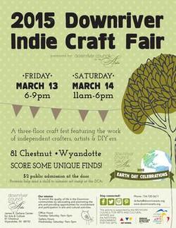 DCA Indie Craft Fair 2015