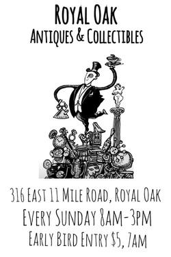 Royal Oak Antiques & Collectibles