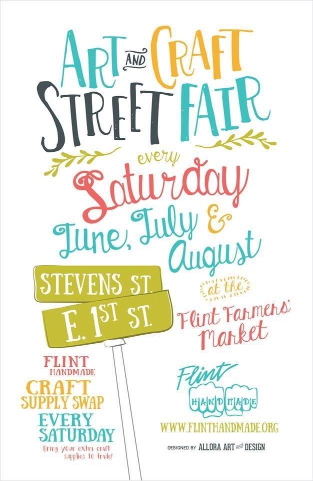 Handmade Flint Street Fair