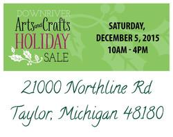 Downriver Arts & Crafts Holiday Sale