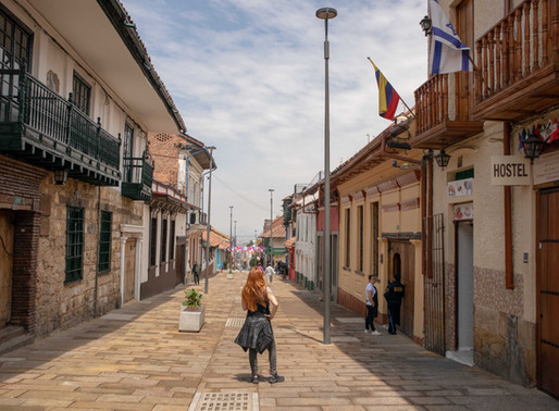Bogotá, an endless scene for stories: The experience of Ginna Ortega